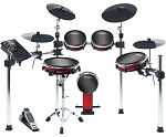 Alesis Crimson II Kit Nine-Piece Electronic Drum Kit (Mesh Heads)