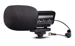 Marantz Professional Camera Mounted Stereo Microphone -AudioScopeSB-C2
