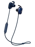 JVC SPORTS WIRELESS - Bluetooth In-Ear with Real-Time Voice Coaching For Improving Running Form Headphone - HA-ET65BV