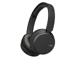JVC Bluetooth / Noise Cancelling - Lightweight On-Ear with Mic & Remote Headphone - HA-S65BN