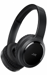 JVC Bluetooth / Noise Cancelling On-Ear with Mic & Remote Headphone - HA-S80BN