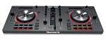 Numark Mixtrack 3 - DJ Controller for Virtual DJ Touch Strips for Dynamic FX Control Dedicated Track Search Functionality 16x Multifunction Performance Pads Touch-Activated Illuminated Platters Dedicated Filter Knobs