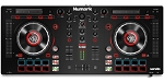 Numark Mixtrack Platinum DJ Controller with Jog Wheel Display for Serato DJ Dual 5
