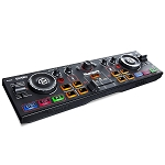 Numark DJ2GO2 - Pocket DJ Controller with Audio Interface and Serato DJ Lite Software Download