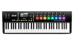 Akai Professional Advance 61 - 61-Key Virtual Instrument Production Controller with Full-Color LCD Screen & 10K Sounds Download
