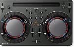 Pioneer Black DJ Software Controller with iOS & Laptop Support DDJ-WEGO4-K