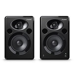Alesis ELEVATE 5 MKII - Powered Desktop Studio Speakers for Home Studios/Video-Editing/Gaming and Mobile Devices