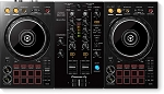 Pioneer 2 Channel Software Controller for rekordbox DJ DDJ-400 - Black
