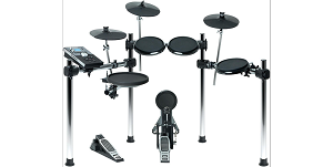 Alesis Forge Kit - Eight-Piece Electronic Drum Set