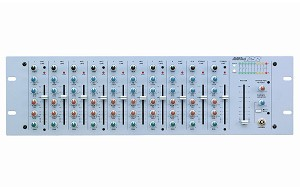 Alesis MultiMix 12R - 12-channel Mixer & Microphone Preamplifier in 3U Rack