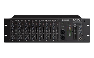 Denon Professional 10-Channel Rackmount Mixer with Bluetooth - DN-410X