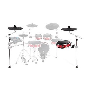 Alesis Strike Pro Expansion Pack for Strike Kit with 14 Tom And Two 14 Crash Cymbals