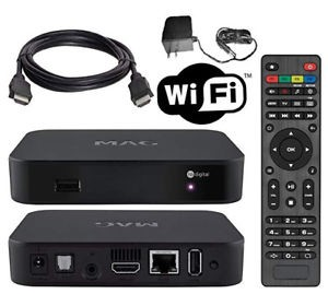 MAG322-W1 WITH INTEGRATED N150 W-FI ADAPTER IPTV SET-TOP BOX
