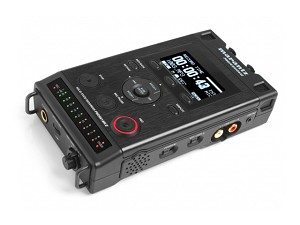 Marantz Professional - Professional Portable Audio Recorder with XLR and S/PDIF inputs -PMD661MKII